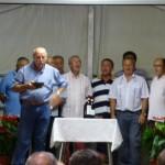 La simpatia del Coro Bajolese