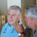 Eraldo Teruggi e Carlo Masseroni