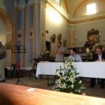 Carlo Masseroni premia M. Brusati e A. Bovio