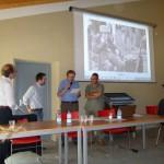 Quaglia, Platini, Finotti e Pino