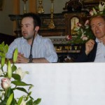 Luca Platini e Gianfranco Quaglia