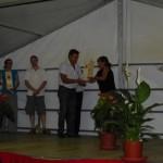 La premiazione delle Pro Loco